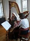 duo harpe et chant Opéra de Limoges